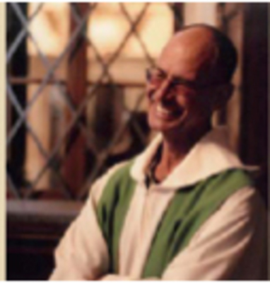 Rev. Michael Fish, OSB, Cam