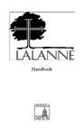 Lalanne Handbook 2013 by University of Dayton