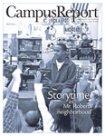 Campus Report, Vol. 33, No. 3