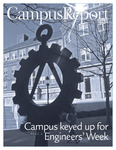 Campus Report, Vol. 33, No. 7 by University of Dayton
