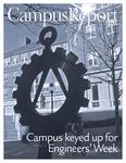 Campus Report, Vol. 33, No. 7