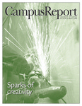 Campus Report, Vol. 33, No. 8