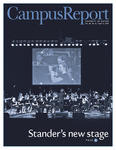 Campus Report, Vol. 36, No. 8