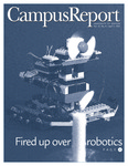 Campus Report, Vol. 32, No. 8