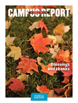 Campus Report, Vol. 43, No. 3 by University of Dayton