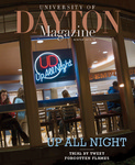 University of Dayton Magazine, Winter 2013-14 by University of Dayton Magazine