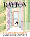 University of Dayton Magazine, Winter 2012-13 by University of Dayton Magazine
