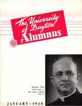 The University of Dayton Alumnus, January 1940 by University of Dayton Magazine