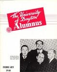 The University of Dayton Alumnus, February 1940 by University of Dayton Magazine
