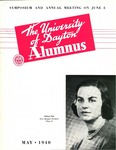 The University of Dayton Alumnus, May 1940 by University of Dayton Magazine