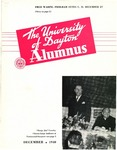 The University of Dayton Alumnus, December 1940