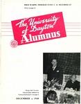 The University of Dayton Alumnus, December 1940 by University of Dayton Magazine
