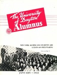 The University of Dayton Alumnus, January 1941
