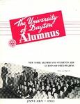 The University of Dayton Alumnus, January 1941 by University of Dayton Magazine