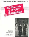 The University of Dayton Alumnus, March 1941 by University of Dayton Magazine