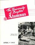 The University of Dayton Alumnus, April 1941 by University of Dayton Magazine