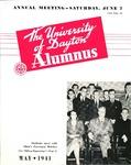 The University of Dayton Alumnus, May 1941 by University of Dayton Magazine