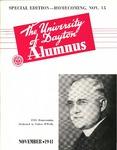 The University of Dayton Alumnus, November 1941 by University of Dayton Magazine