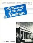 The University of Dayton Alumnus, January 1942 by University of Dayton Magazine