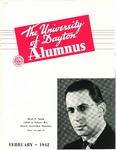 The University of Dayton Alumnus, February 1942 by University of Dayton Magazine