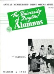 The University of Dayton Alumnus, March 1942
