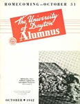 The University of Dayton Alumnus, October 1942 by University of Dayton Magazine