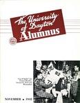 The University of Dayton Alumnus, November 1942 by University of Dayton Magazine