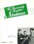 The University of Dayton Alumnus, March 1943 by University of Dayton Magazine
