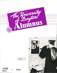 The University of Dayton Alumnus, April/May 1943 by University of Dayton Magazine