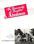 The University of Dayton Alumnus, October 1943 by University of Dayton Magazine