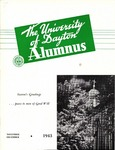 The University of Dayton Alumnus, November/December 1943