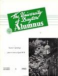 The University of Dayton Alumnus, November/December 1943 by University of Dayton Magazine