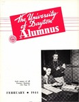 The University of Dayton Alumnus, February 1944