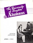 The University of Dayton Alumnus, April 1944