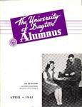 The University of Dayton Alumnus, April 1944 by University of Dayton Magazine