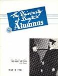 The University of Dayton Alumnus, May 1944 by University of Dayton Magazine