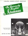 The University of Dayton Alumnus, June 1944 by University of Dayton Magazine