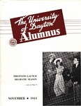 The University of Dayton Alumnus, November 1944