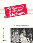 The University of Dayton Alumnus, December 1944 by University of Dayton Magazine