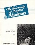 The University of Dayton Alumnus, January 1945 by University of Dayton Magazine