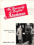 The University of Dayton Alumnus, February 1945