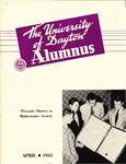 The University of Dayton Alumnus, April 1945 by University of Dayton Magazine
