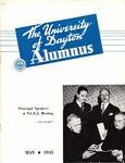 The University of Dayton Alumnus, May 1945 by University of Dayton Magazine