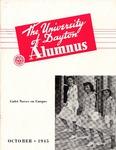 The University of Dayton Alumnus, October 1945 by University of Dayton Magazine
