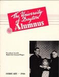 The University of Dayton Alumnus, February 1946 by University of Dayton Magazine