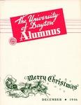 The University of Dayton Alumnus, December 1946 by University of Dayton Magazine