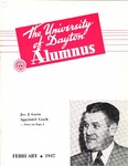 The University of Dayton Alumnus, February 1947