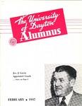 The University of Dayton Alumnus, February 1947 by University of Dayton Magazine