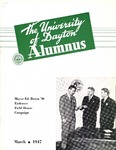 The University of Dayton Alumnus, March 1947