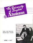 The University of Dayton Alumnus, April 1947 by University of Dayton Magazine